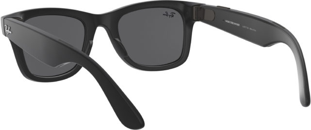 Facebook x Ray-Ban smart glasses 1 sides