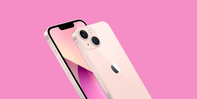 iPhone 13 Pink Color