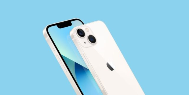 iPhone 13 White Color