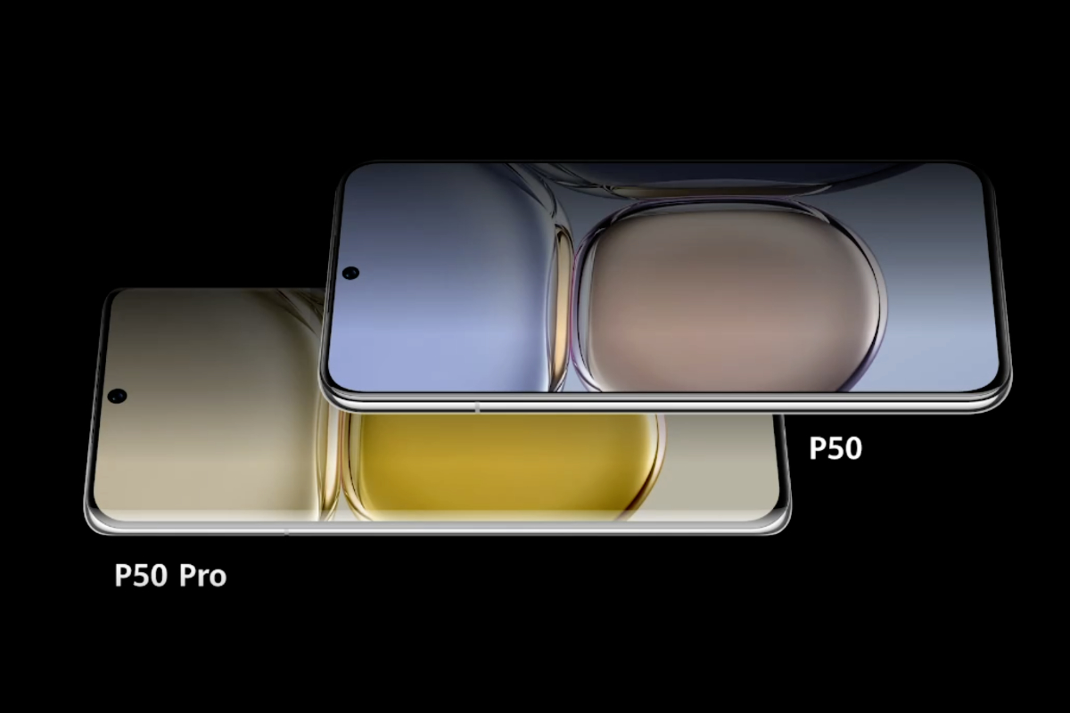 Huawei P50 Pro and P50 featured