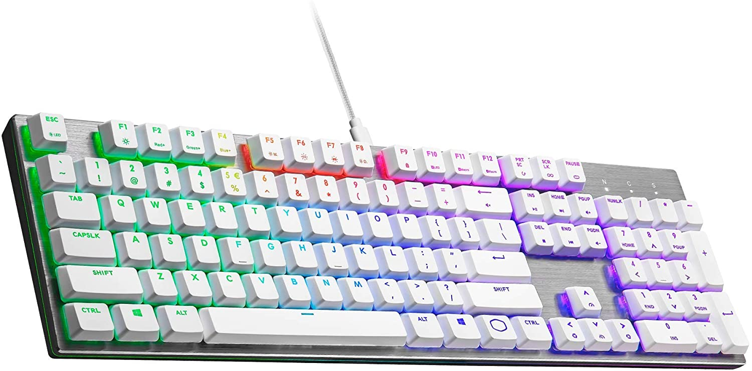 Cooler Master SK650 White Limited Edition