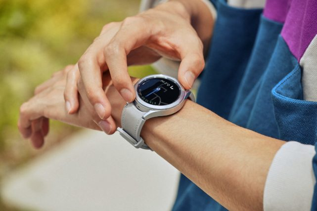 galaxy watch for fitness